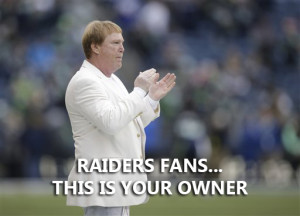Mark Davis - Raiders  Owner